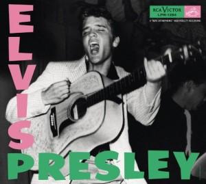 De hoes van London Calling was gebaseerd op de hoes van Elvis' Debuut