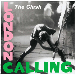 Albumhoes Clash - London Calling