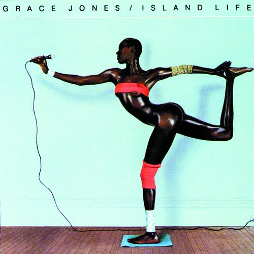 Grace Jones - Island Life Cover