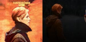 De hoes en het screenshot van het David Bowie album Low