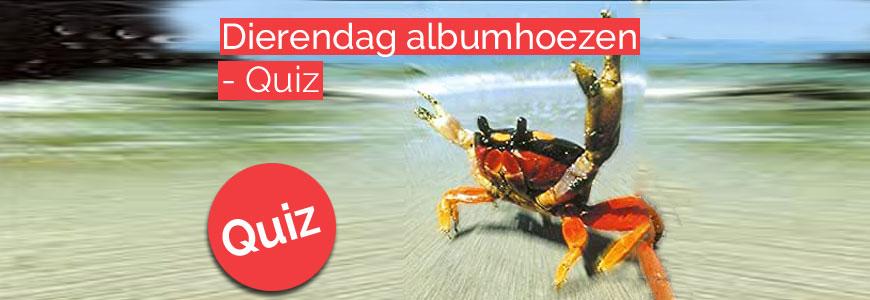 Dierendag-albumhoezen-quiz