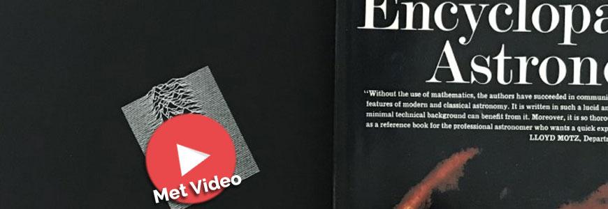 Het verhaal achter de hoes van Joy Division - Unknown Pleasures