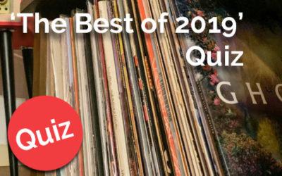 Albumhoezen-Quiz: Best of 2019