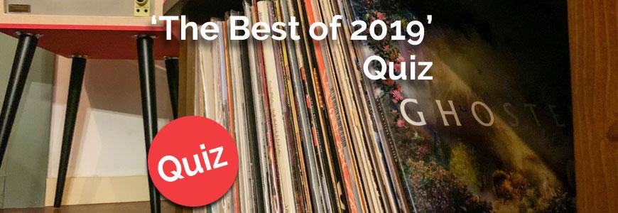'The Best of 2019' albumhoezen quiz