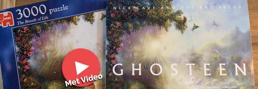 Het verhaal achter de hoes van Nick Cave and The Bad Seeds - Ghosteen