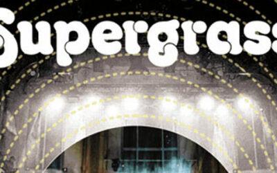 Albumhoes van nieuw Supergrass live album heeft een Nederlands tintje